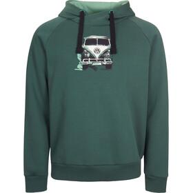 Elkline Durchfahrer Hoodie Men trekkinggreen/vw